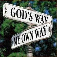God'sWayMan'sWay