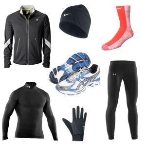 running attire